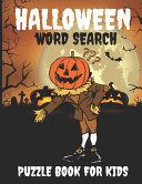 Halloween Word Search Puzzle Book for Kids PDF