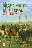 The Risorgimento and the Unification of Italy PDF