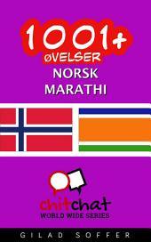 1001+ øvelser norsk - marathi