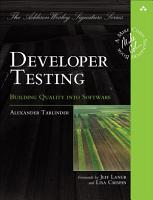 Developer Testing PDF
