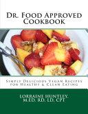 Dr. Food Approved Cookbook