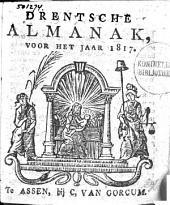 Drentsche almanak voor het jaar ...: Volume 1