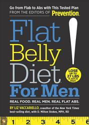 Flat Belly Diet For Men Book PDF