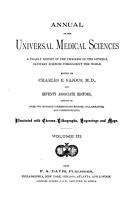 Annual of the Universal Medical Sciences and Analytical Index PDF