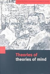 Theories Of Theories Of Mind Book PDF