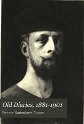 Old diaries, 1881-1901