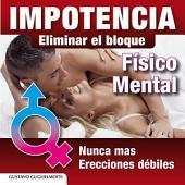 Impotencia y disfunción eréctil