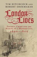 London Lives PDF