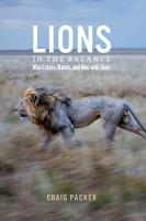 Lions in the Balance PDF