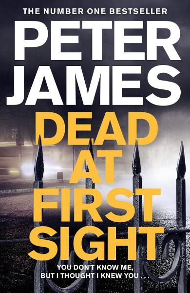 Download Dead at First Sight Book