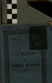 Giuseppe Mazzini agli operai italiani: Pagine 17-32