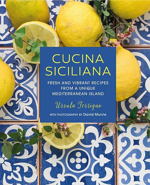 Download Cucina Siciliana Book
