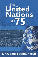 The United Nations at 75 PDF