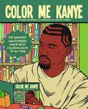 Color Me Kanye Book