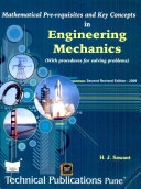Mathematical Prerequisites And Key Concepts In Engineering Mechanics PDF