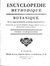Encyclopédie méthodique: botanique: Volume1