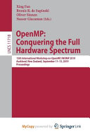 OpenMP: Conquering the Full Hardware Spectrum