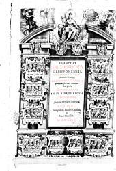 Francisci de Mendoça Olisiponensis ... Commentariorum in 4. libros Regum tomus primus \- tertius!. Indicibus necessariis illustratus: Volume 1