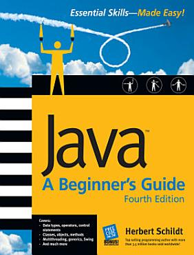 Java  A Beginner s Guide  4th Ed  PDF