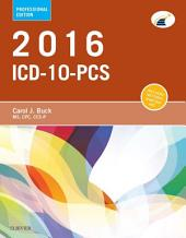 2016 ICD-10-PCS Professional Edition - E-Book