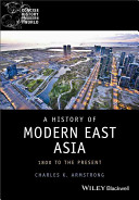 A History of Modern East Asia C  1800 to the Present PDF