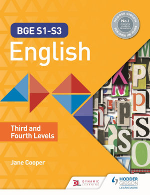 BGE S1   S3 English  Third and Fourth Levels PDF