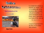Escrito en la Ciudad del Crimen: ESCRITO EN LA CIUDAD DEL CRIMEN