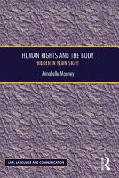 Human Rights and the Body PDF
