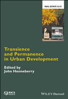Transience and Permanence in Urban Development PDF