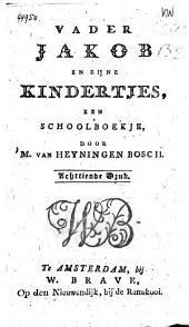 Vader Jakob en zijne kindertjes: een schoolboekje