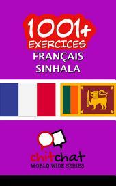 1001+ exercices Français - Sinhala