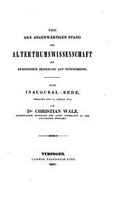 Altertumswissenschaft