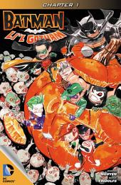 Batman: Li'l Gotham (2012-) #1