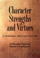 Character Strengths and Virtues