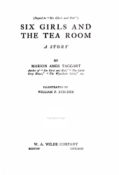 Six Girls and the Tea Room