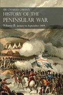 Sir Charles Oman's History of the Peninsular War Volume II