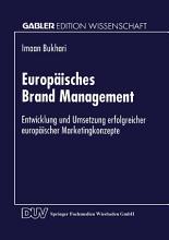 Europ  isches Brand Management PDF
