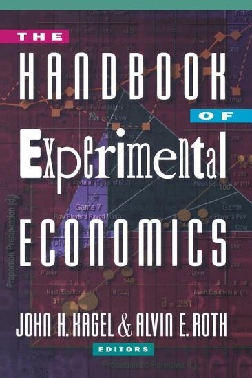 The Handbook of Experimental Economics PDF