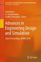 Advances in Engineering Design and Simulation PDF