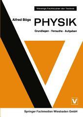 Physik: Grundlagen · Versuche · Aufgaben, Ausgabe 2