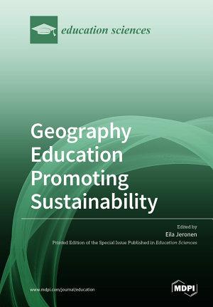 Geography Education Promoting Sustainability PDF