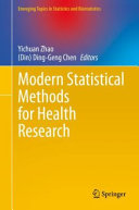 Modern Statistical Methods for Health Research
