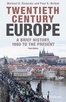 Twentieth Century Europe PDF