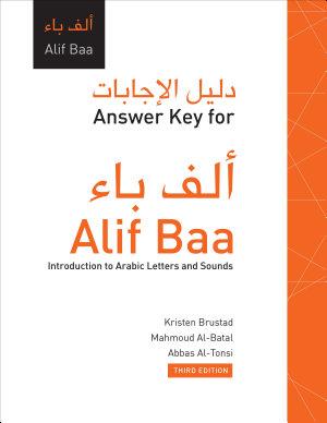Answer Key for Alif Baa PDF