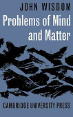 Problems Of Mind And Matter