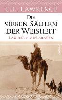 Die sieben S  ulen der Weisheit  Lawrence von Arabien