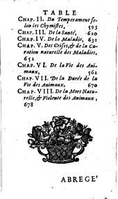 Abregé De La Philosophie De Gassendi: En VIII. Tomes, Volume6