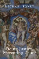 Doing Justice  Preventing Crime PDF
