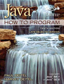 Java how to Program PDF
