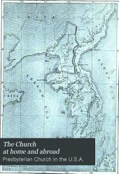 The Church at Home and Abroad: Volume 20
